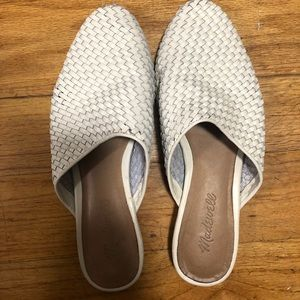 Madewell Cassidy Woven Mule